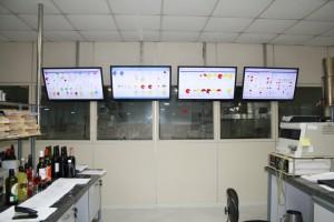 Vista de laboratorio de Grupo Estevez